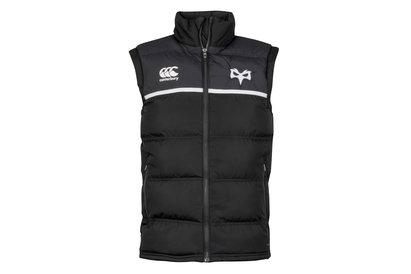 Canterbury Ospreys 2017/18 Padded Rugby Gilet