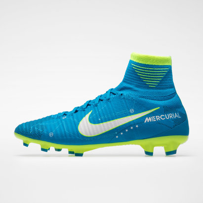 f1a9881a14b Nike Mercurial Superfly V D-Fit Neymar Kids FG Football Boots