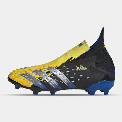 adidas Predator Freak + Junior FG Football Boots
