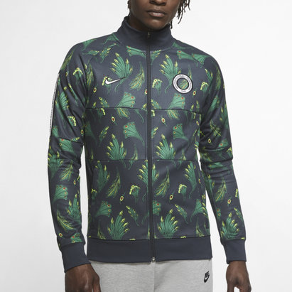 Nike Nigeria Anthem Jacket 2020 Mens