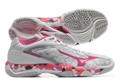 Mizuno Wave Mirage Netball Trainers