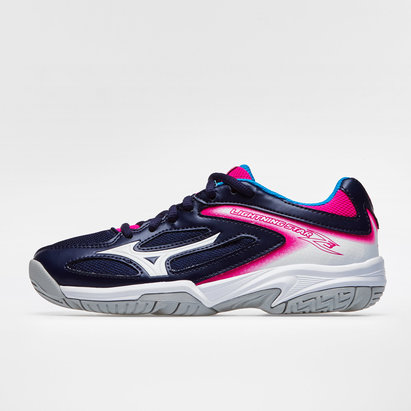 Mizuno Wave Lightning Star Z3 Kids Netball Shoes