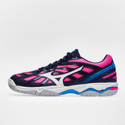 Mizuno Wave Ladies Netball Trainers