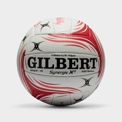 Gilbert Synergie X5 Official Match Netball