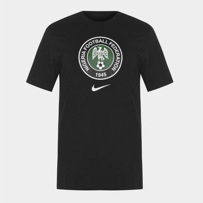 Nike Nigeria Crest T Shirt Mens