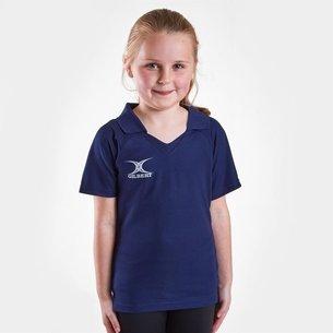 Gilbert Blaze Kids Netball Shirt