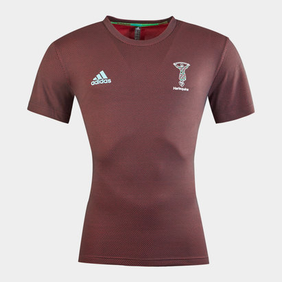 adidas Harlequins 2020/21 Players Performance T-Shirt