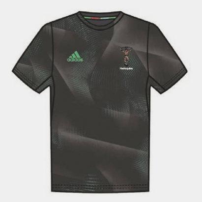 adidas Harlequins 2020/21 Kids Training T-Shirt