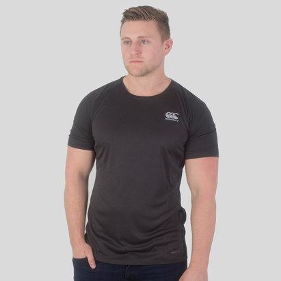 Canterbury Vapodri+ Superlight Small Logo Training T-Shirt