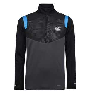 Canterbury Vapodri 1/4 Zip Poly Knit Training Top