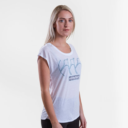 Canterbury Vapodri Ladies Loose Fit T-Shirt