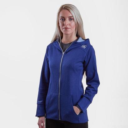 Canterbury Vaposhield Ladies Full Zip Hooded Sweat