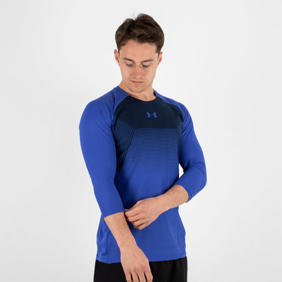 Under Armour Threadborne Vanish 3/4 Sleeve Training Top