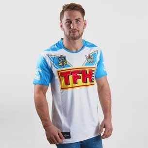 Classic Sportswear Gold Coast Titans Replica Shirt Mens
