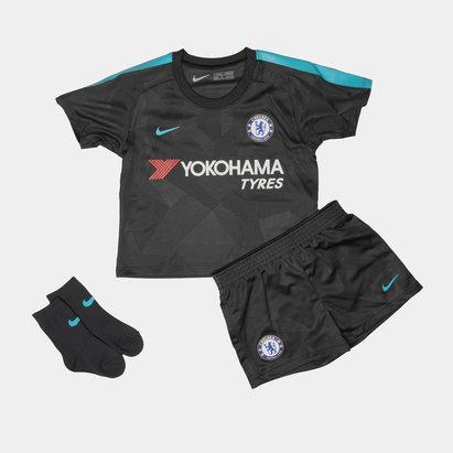 Nike Chelsea 17/18 3rd Mini Kit