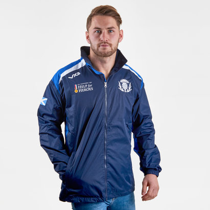 VX-3 Help for Heroes Scotland 2018/19 Rugby Jacket