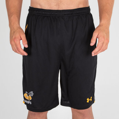 Under Armour Wasps 2019/20 Players Rugby Training Shorts