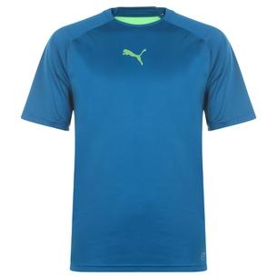 Puma Football Logo T Shirt Mens