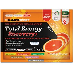 NAMEDSport Total Energy Recovery Drink   40g Sachet
