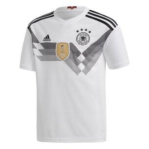 adidas Germany Home Junior Boys Jersey