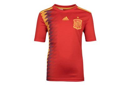 adidas Spain Replica Football Shirt Mens
