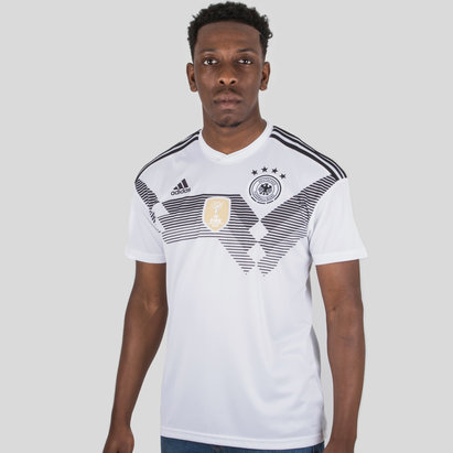 adidas Germany 2018 Home S/S Replica Football Shirt