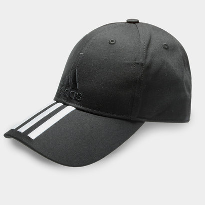 adidas 3 Stripes Cotton Cap