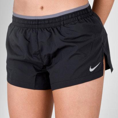 Nike Ladies Elevate 3 Inch Running Shorts