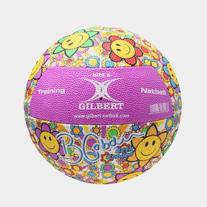 Gilbert Beth Cobden Sinature Netball