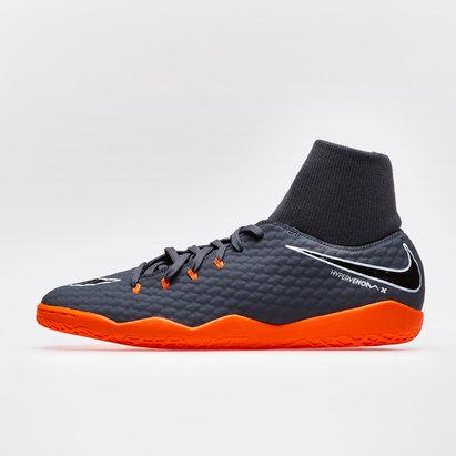 Nike Hypervenom PhantomX III Academy D-Fit IC Football Trainers