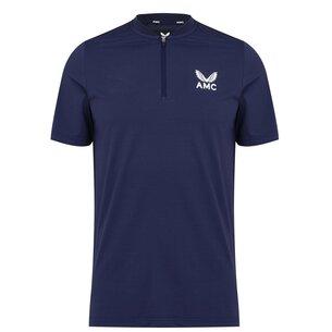 Castore AMC Performance Polo Shirt Mens