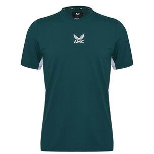 Castore AMC Tennis Performance T-Shirt Mens