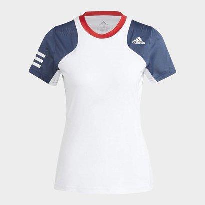 adidas Club Ladies Tennis T Shirt