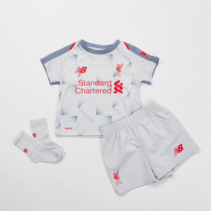 New Balance Liverpool FC 18/19 3rd Infant Football Kit