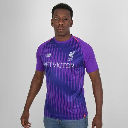 New Balance Liverpool FC 18/19 Elite Matchday Football Training Shirt