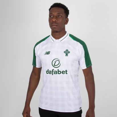 New Balance Celtic FC 18/19 Away S/S Replica Football Shirt