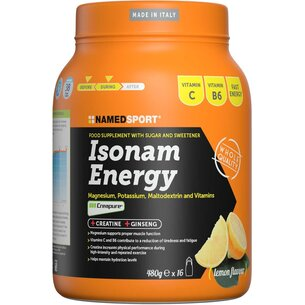 NAMEDSport Isonam Energy Drink   480g