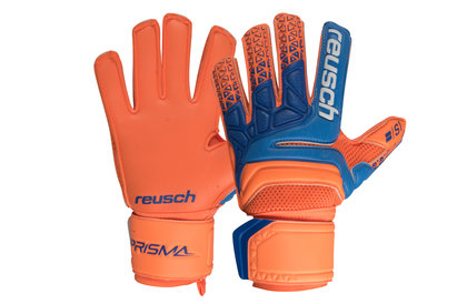 Reusch Prisma Prime S1 Finger Support Kids Goalkeeper Gloves
