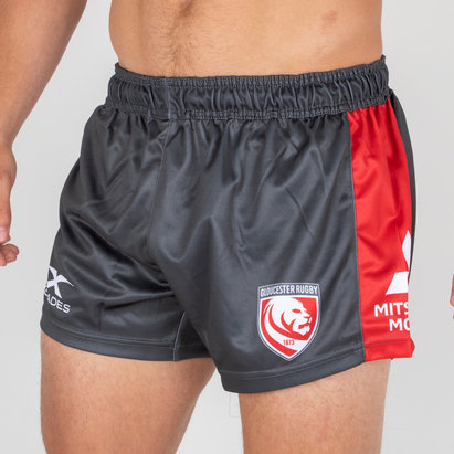 X Blades Gloucester 2018/19 Home Rugby Shorts