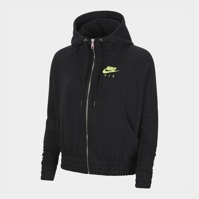 Nike Air Full Zip Fleece Hoodie Ladies