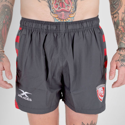X Blades Gloucester 2018/19 Players Rugby Training Shorts