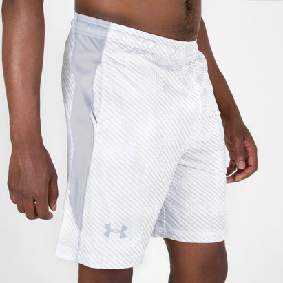 Under Armour Loose Raid 8inch Printed Shorts