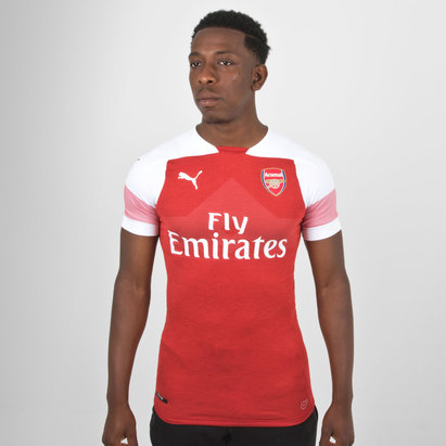 Puma Arsenal 18/19 Home S/S Authentic Players Football Shirt