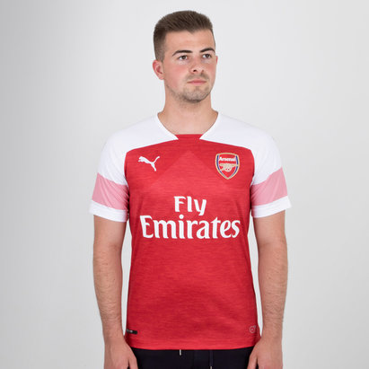 Puma Arsenal 18/19 Home Replica Shirt