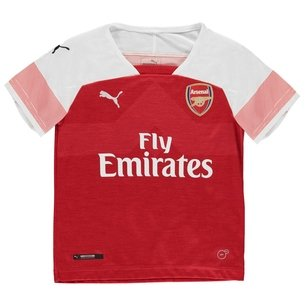 Puma Arsenal 18/19 Home Replica Kids Shirt