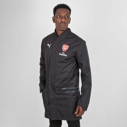 Puma Arsenal 18/19 Executive Football Jacket