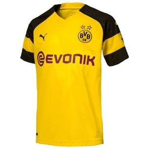 Puma Borussia Dortmund Mens Home Jersey 2018 2019