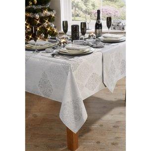 The Spirit Of Christmas Jac Damask T Cloth 11