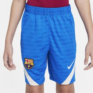 Nike Barcelona Strike Shorts 2021 2022 Junior