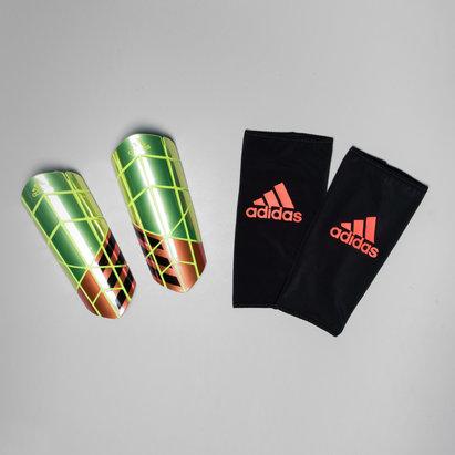 adidas X Pro Sleeve Football Shin Guards